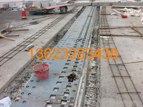 SF160梳齿型桥梁伸缩缝 安通梳齿板伸缩缝产品指南13623283438