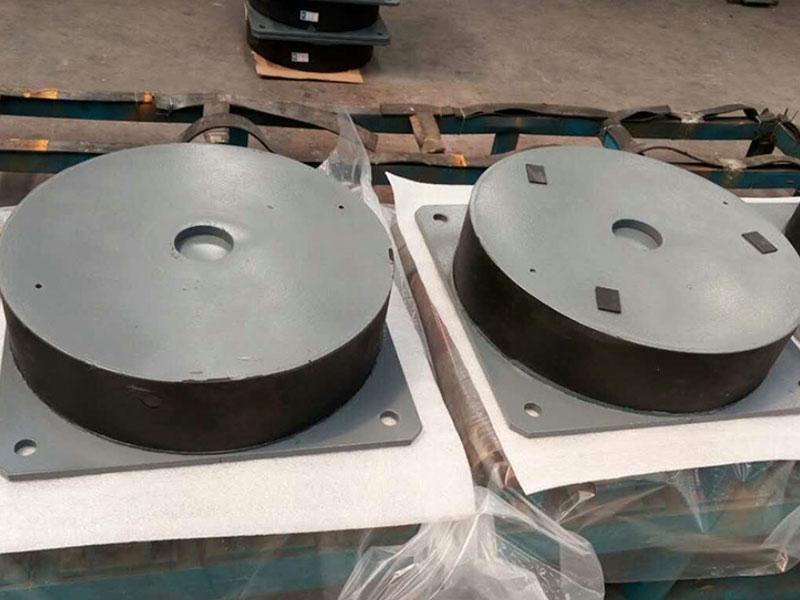 LRB系列铅芯隔震橡胶支座安通良品国标橡胶支座1