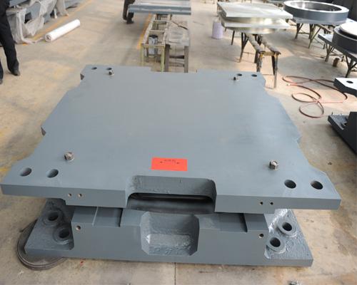 安通盆式橡胶支座中国铁路标准与欧洲标准1