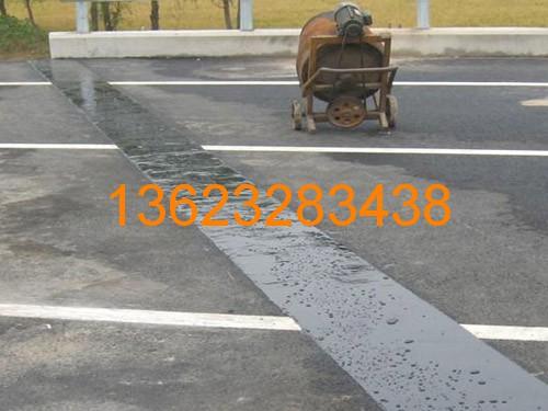 新型桥梁伸缩缝装置 TST无缝弹塑体桥梁伸缩缝粘结料图集13623283438