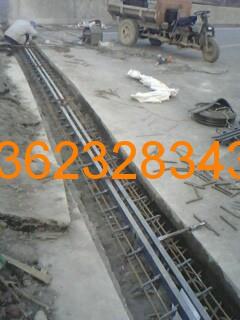 科运橡塑桥梁伸缩缝装置施工现场13623283438